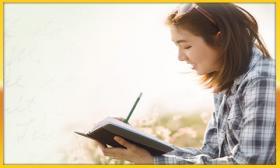 大家說英語 - Keeping a Journal 寫日誌